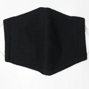 mondkapje dames zwart