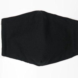 mondkapje zwart heren